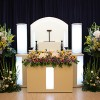 会場装飾/花祭壇 10万円